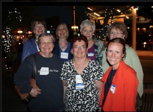 Members from American Society for Indexing / PubWest event at Tucson Festival of Books, 2014.